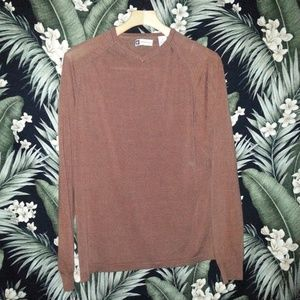 Men's Bachrach Silk Sweater